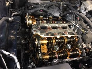 GM Timing Chain Replacement